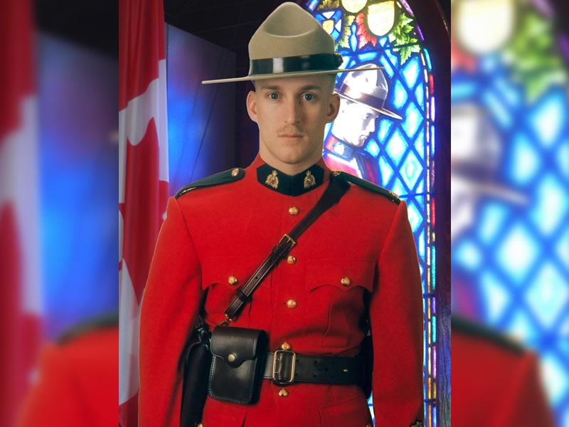 RCMP Will Honour Fallen Members in Regina Sunday