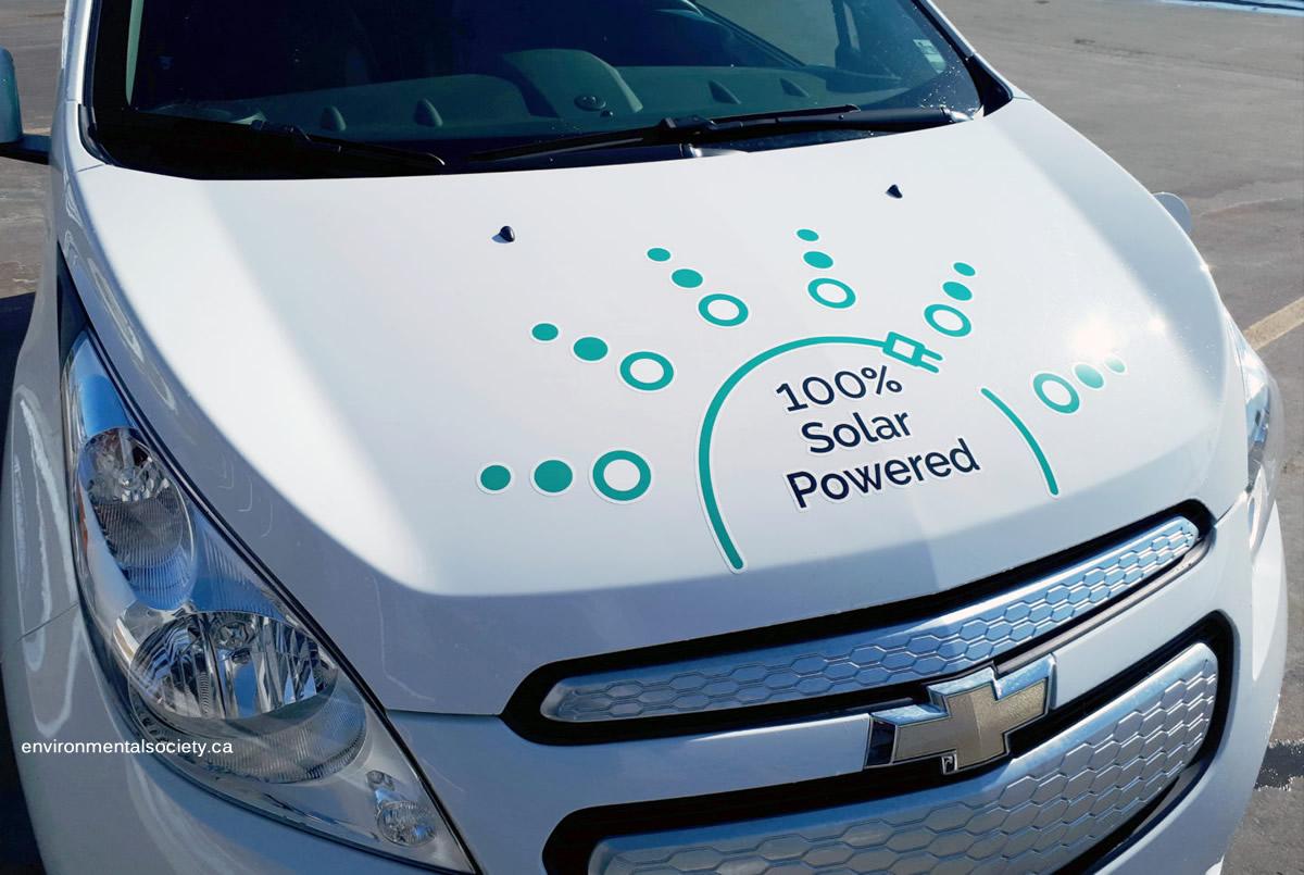 Saskatoon Car Share Program Brings in Solar Powered Cars