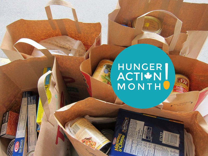 Hunger Action Month a Success
