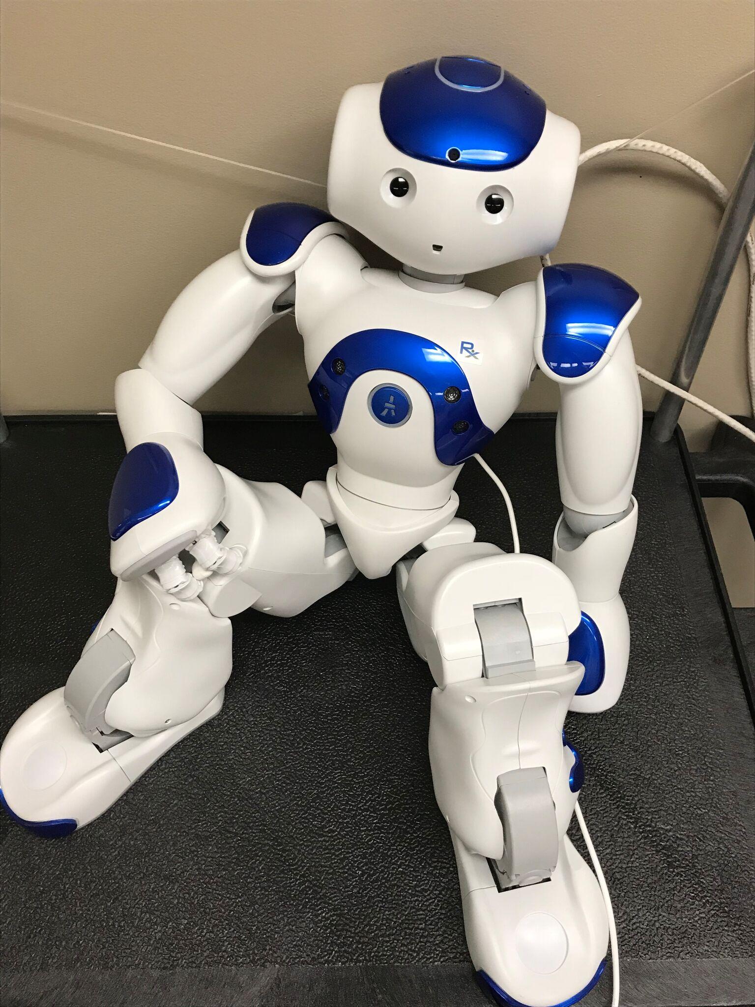 New Humanoid Robot at RUH to Help Children