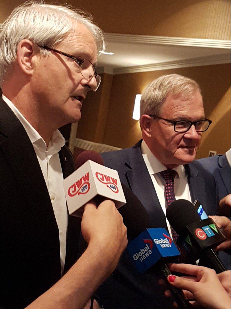 Garneau Wants Resiliency in Grain Transportation System