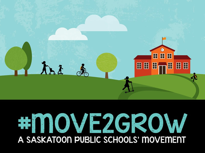 Saskatoon Public Schools Launch New Campaign to Promote Physical Activity