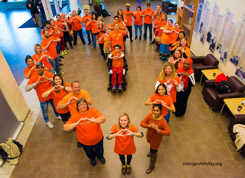 Orange Shirt Day Recognizes Effects Of Residential Schools