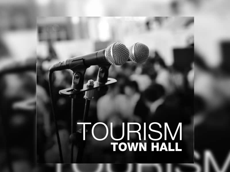 Tourism Townhall in Saskatoon