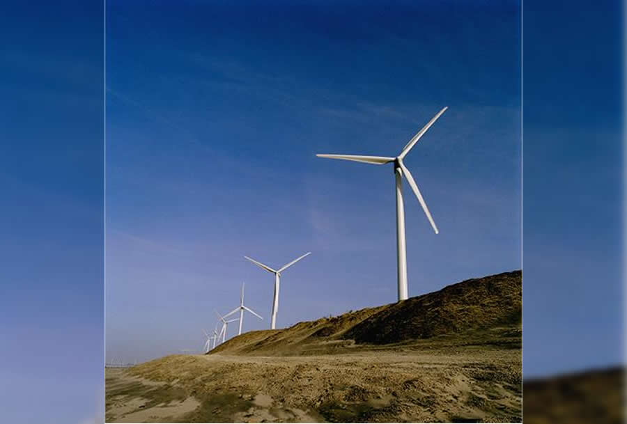 Large Privately Owned Wind Turbine Project Approved