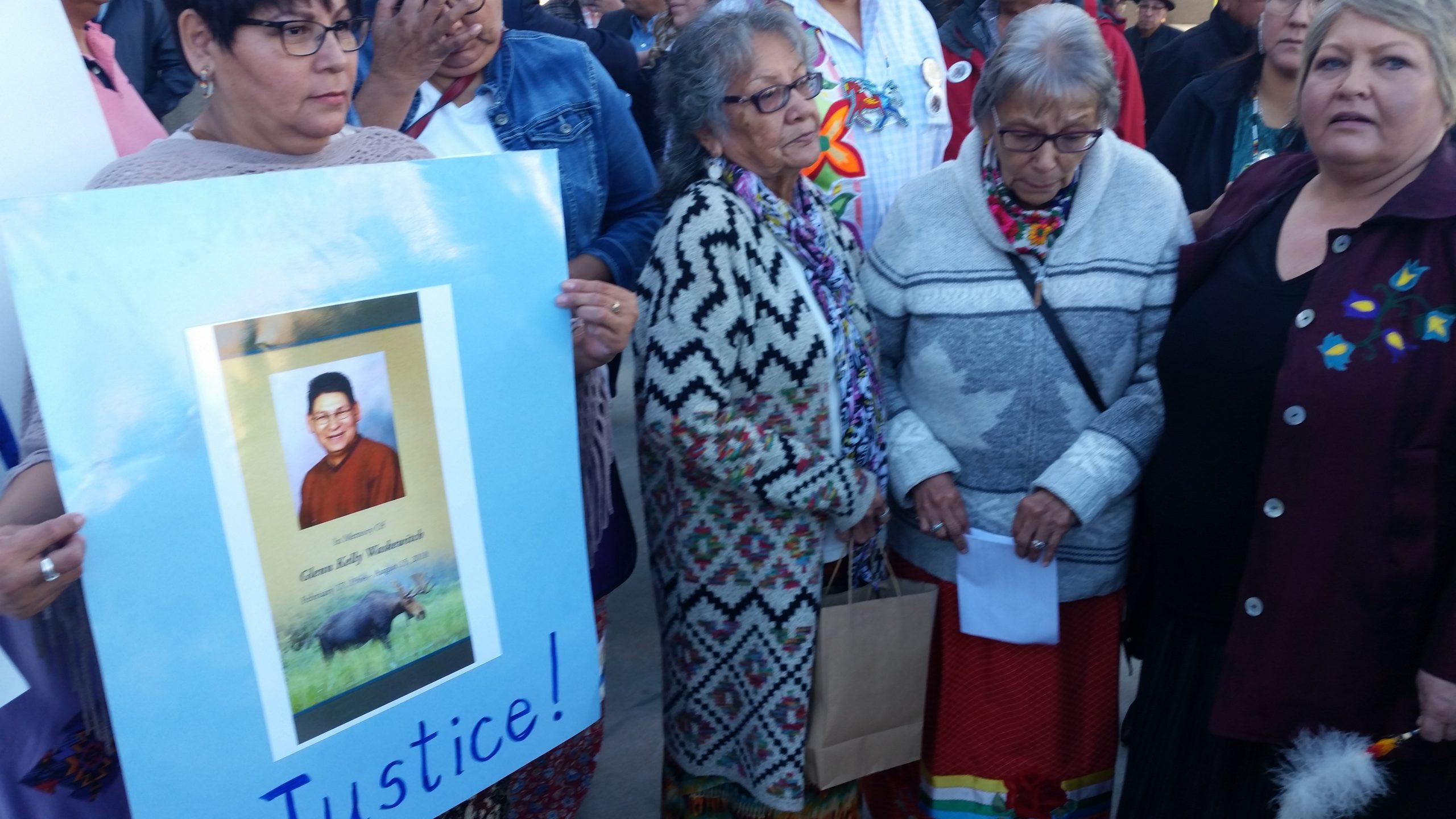Family of Onion Lake Family man demanding full probe into his death