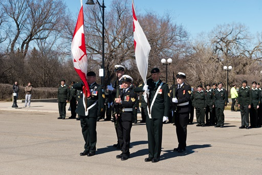 Top Saskatchewan Cadets to be Recognized