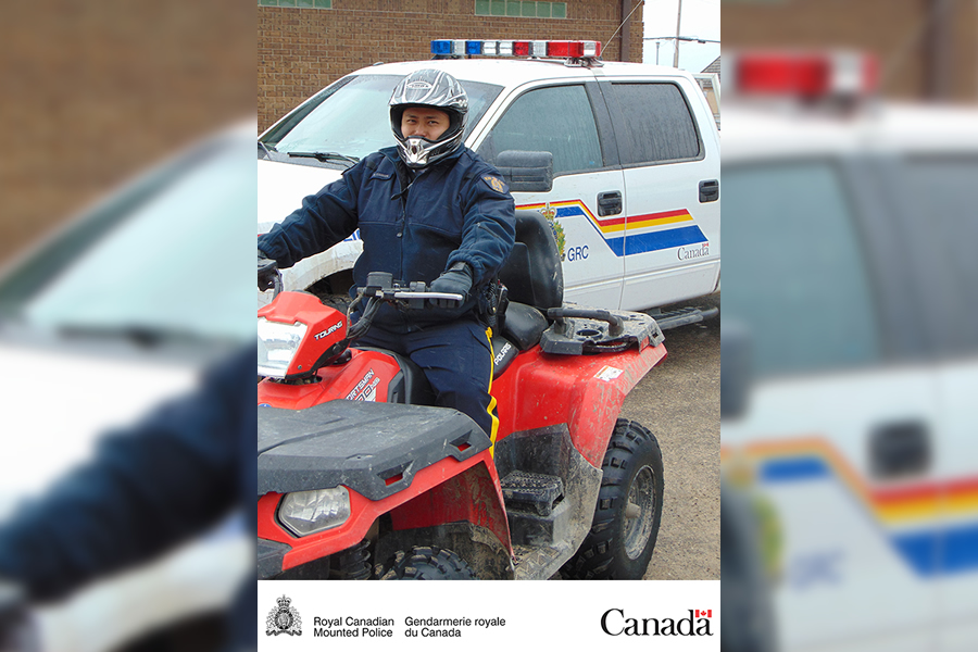 RCMP Reminding Residents About the Regulations for ATVs