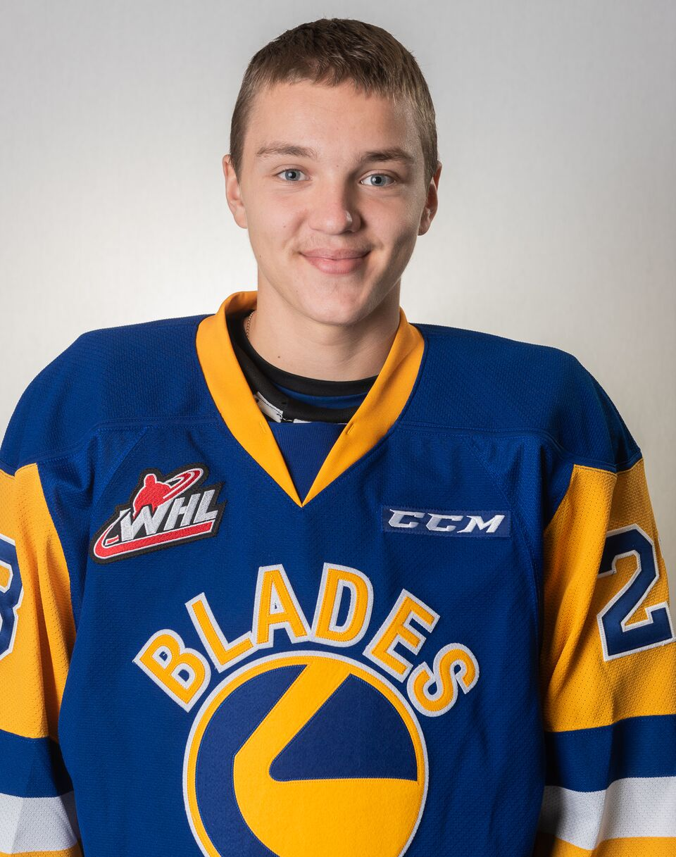 Trio of Blades Earn Way Onto Early N-H-L Central Scouting List