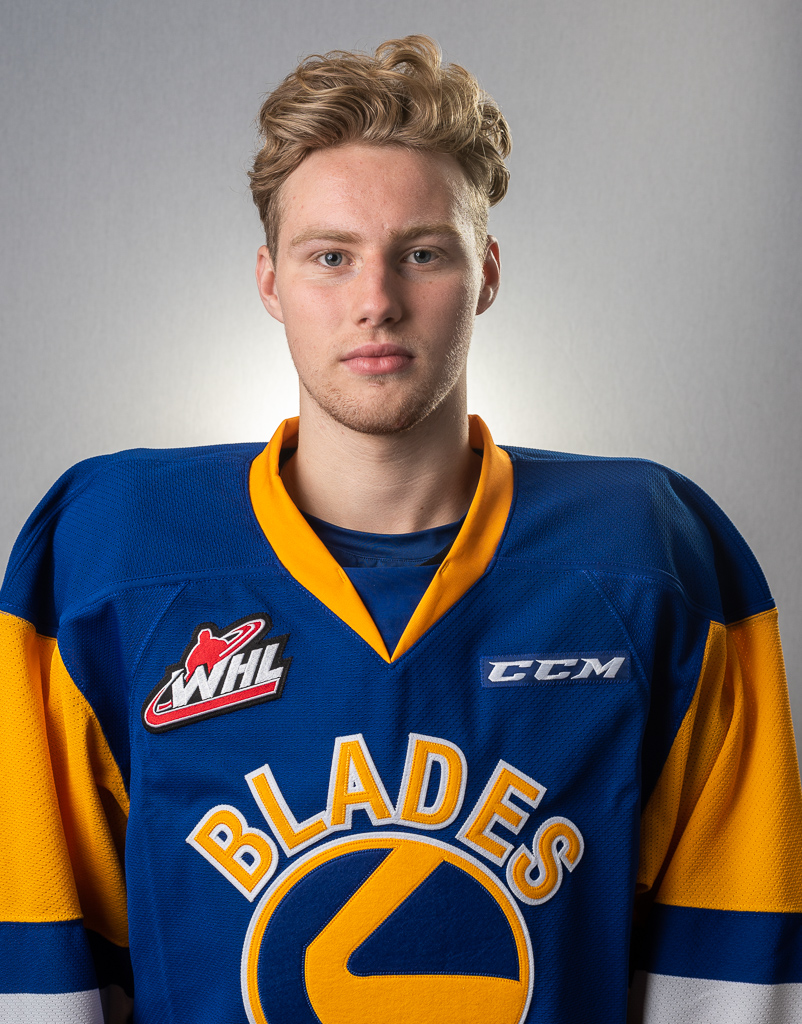 Blades Trade Farren to Kelowna