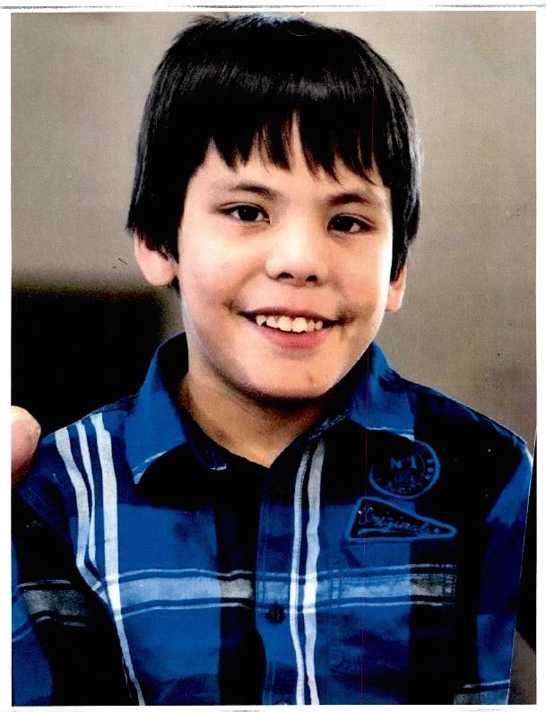 Update: Missing Boy Found