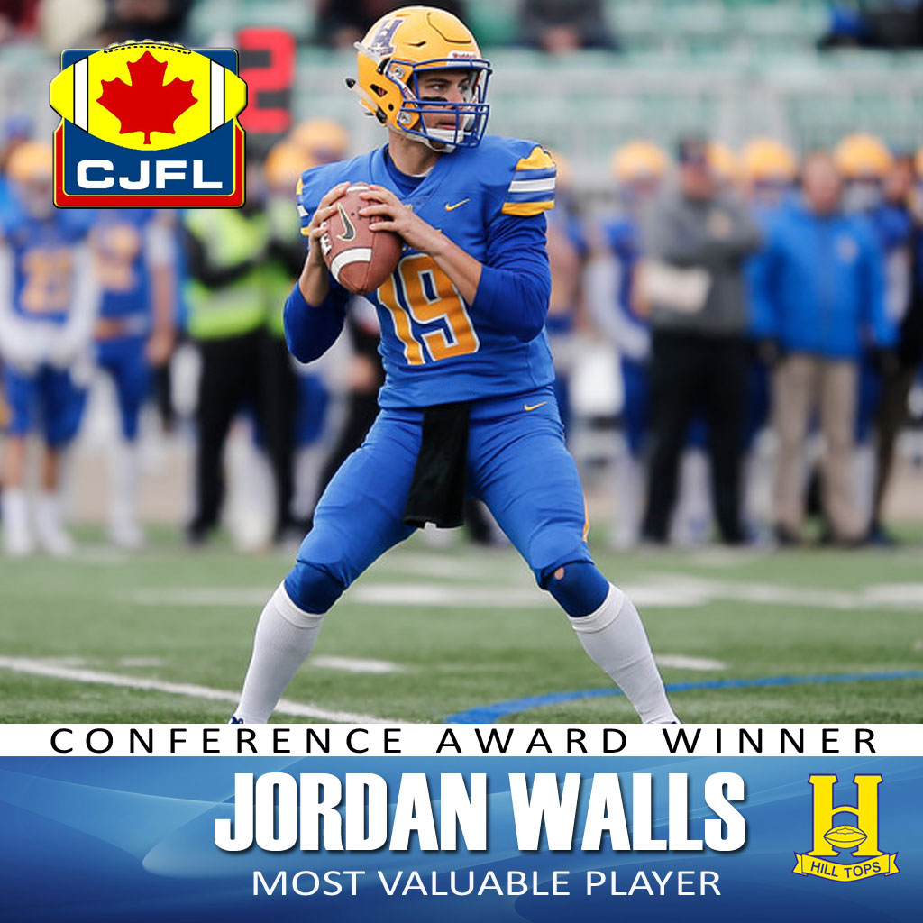 Walls walks away with heavy hardware in PFC awards