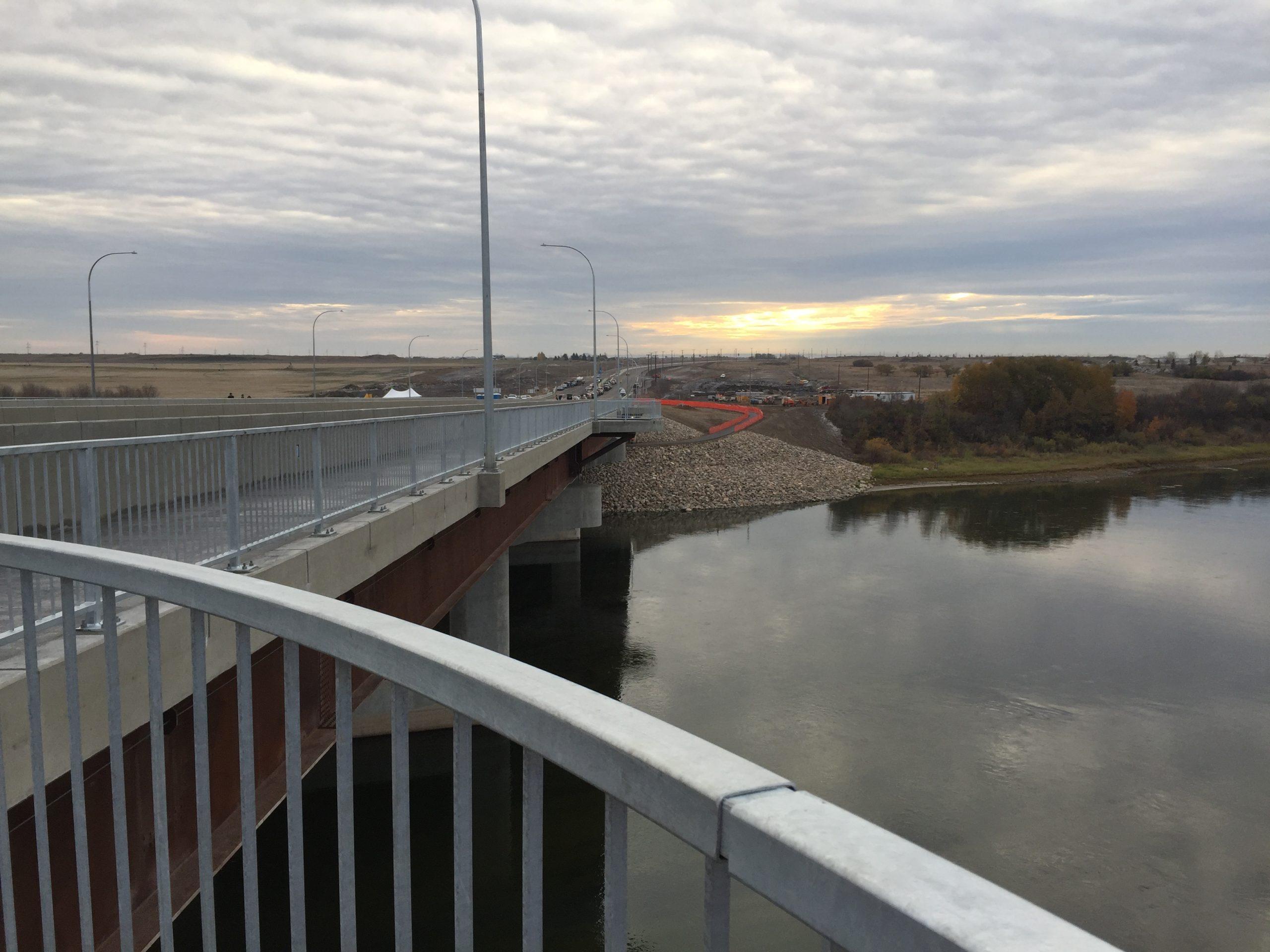 Saskatoon's Two-Bridge Project Wins National Award