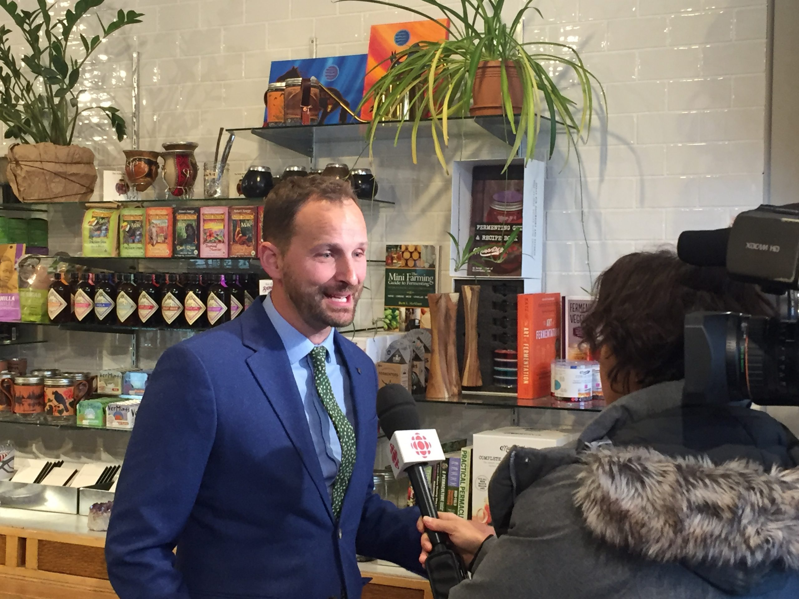 NDP Nominate Current Leader Ryan Meili as Candidate for Saskatoon Meewasin