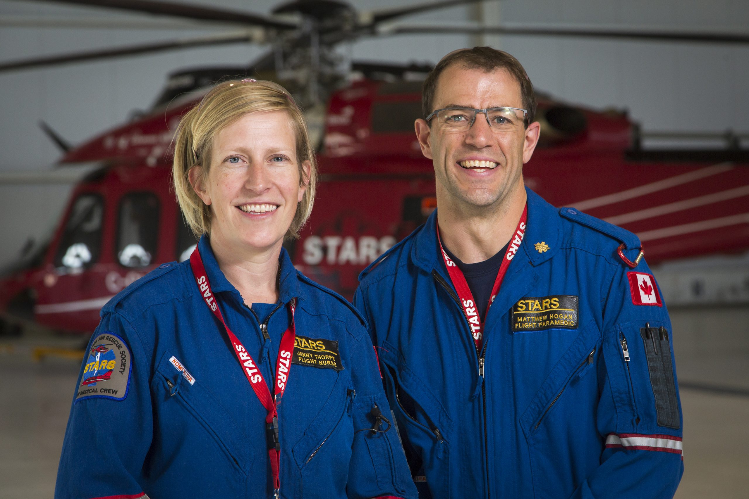 Saskatoon STARS Medical Crew to Compete in International Competition
