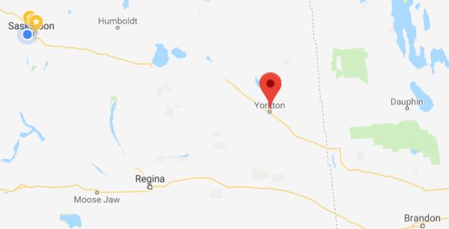 Yorkton Representatives Return from Trip to Jordan
