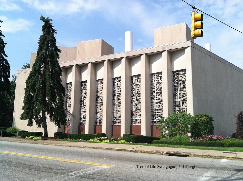 Saskatoon Memorial For Pittsburgh Mass Shooting