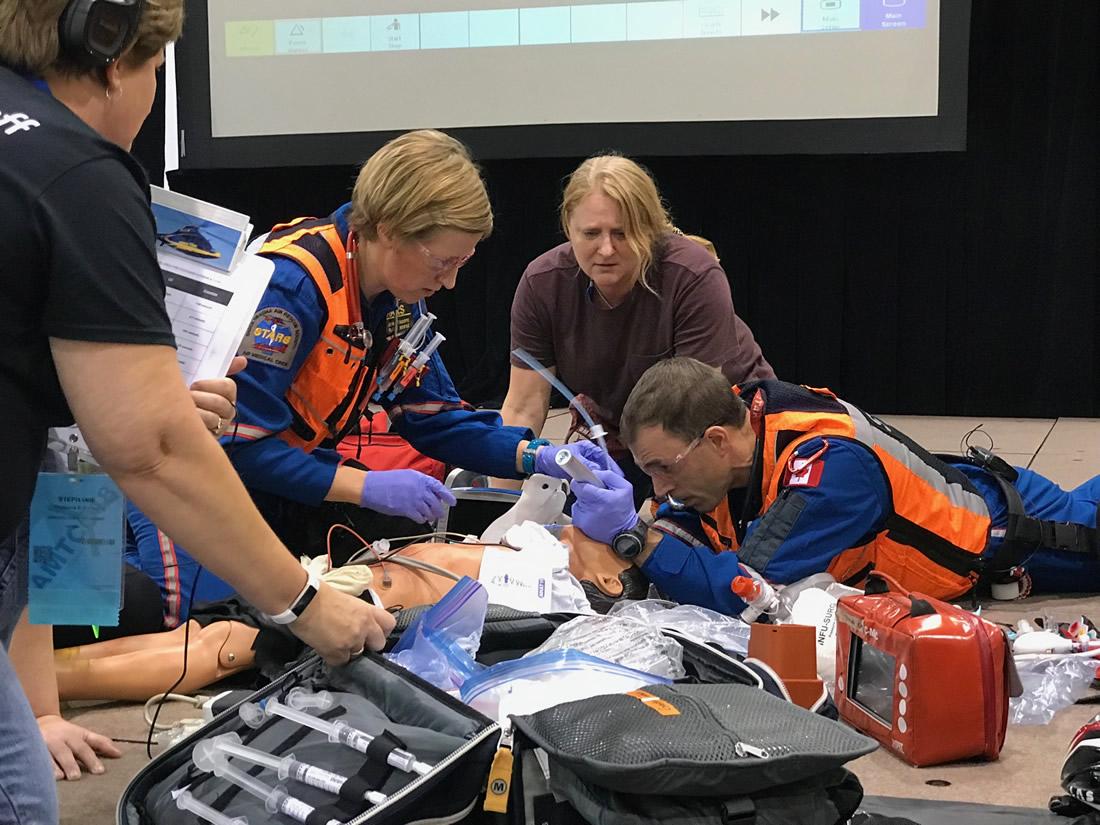Saskatchewan Medical Crew Members Win International Competition