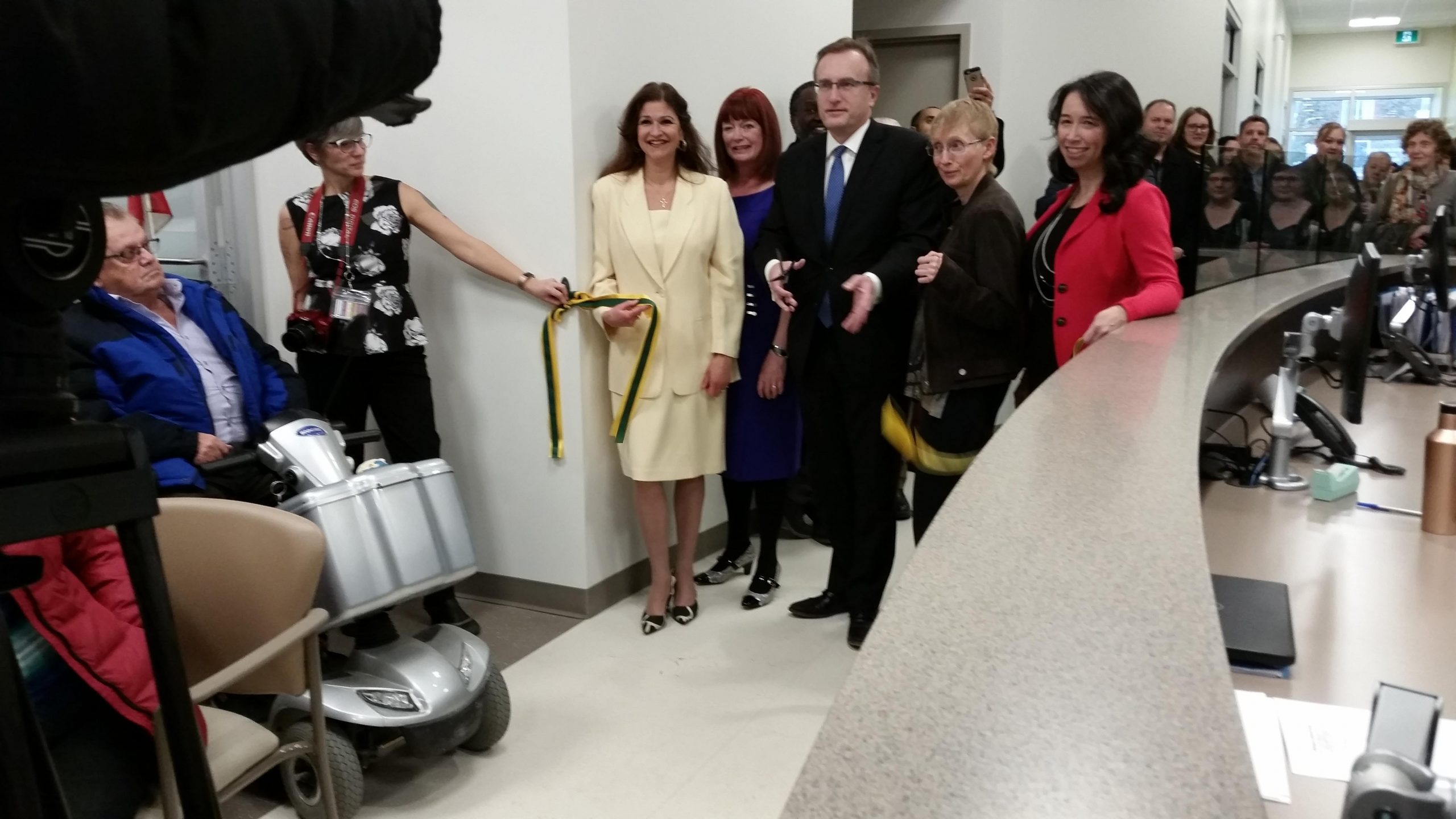 Integrated seniors health centre opens in Market Mall