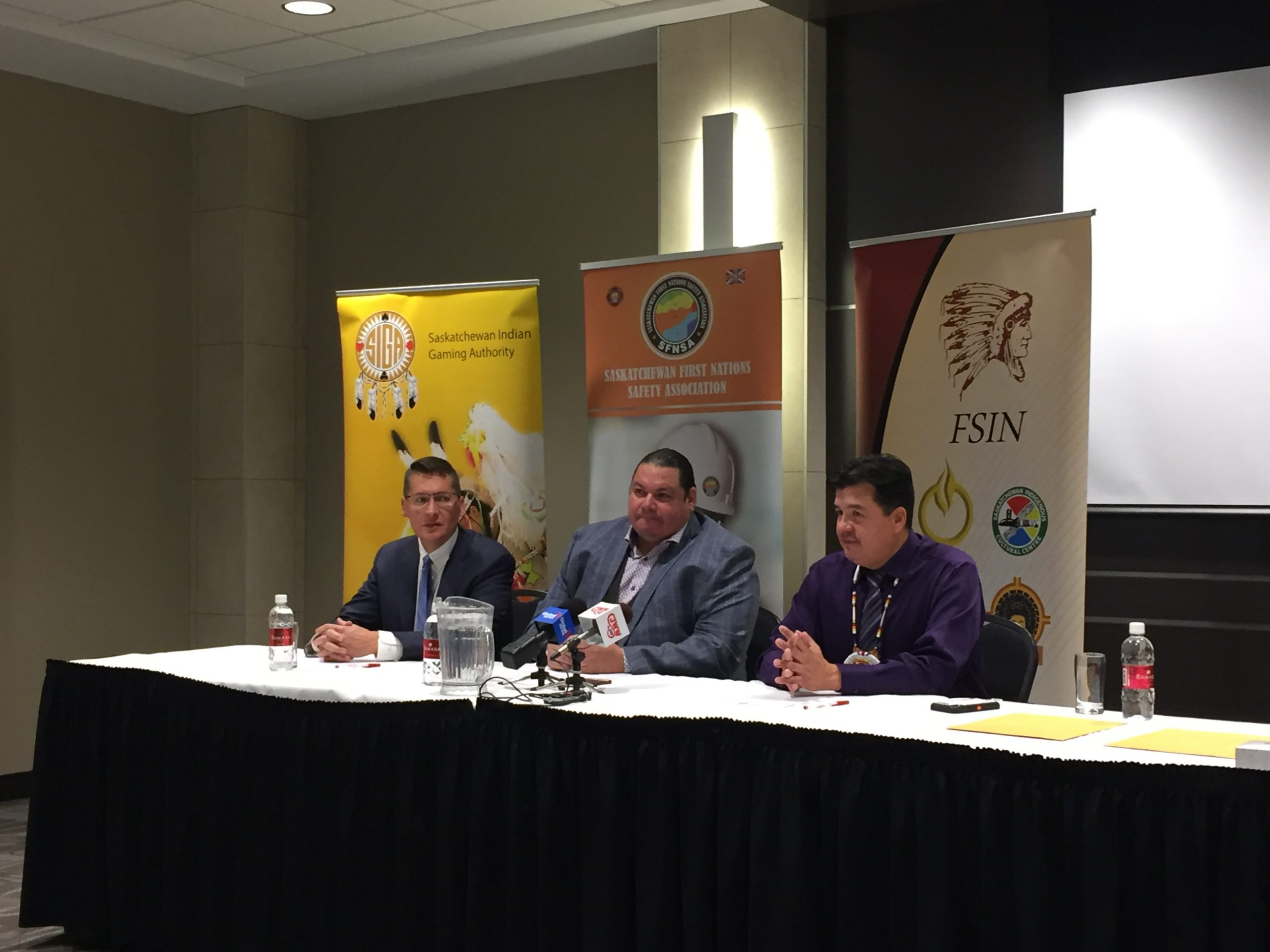 New MOU Signed to Improve Safety in First Nation Communities and Organizations