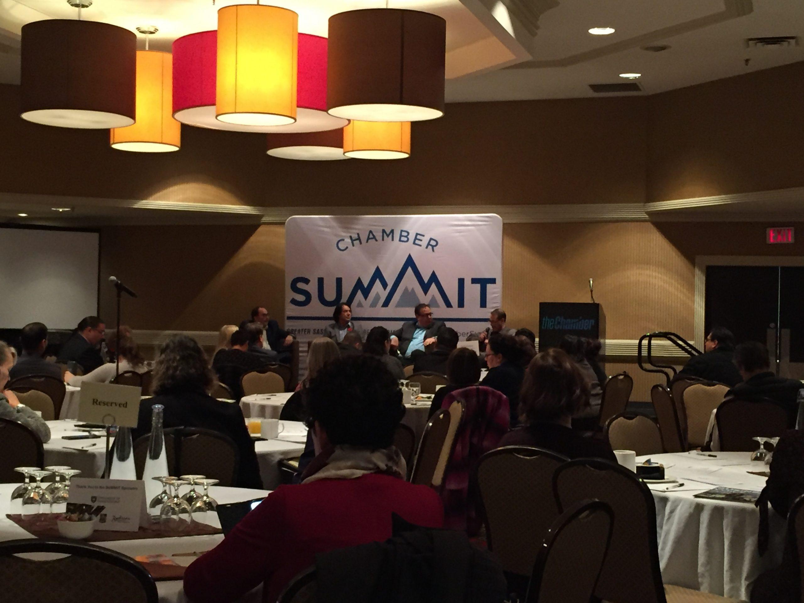 Indigenous Business Forum in Saskatoon