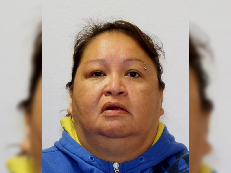 Prince Albert RCMP Looking for a Missing 46 Year Old Woman
