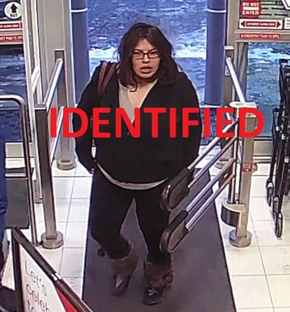 Suspect in Poppy Box Theft Identified