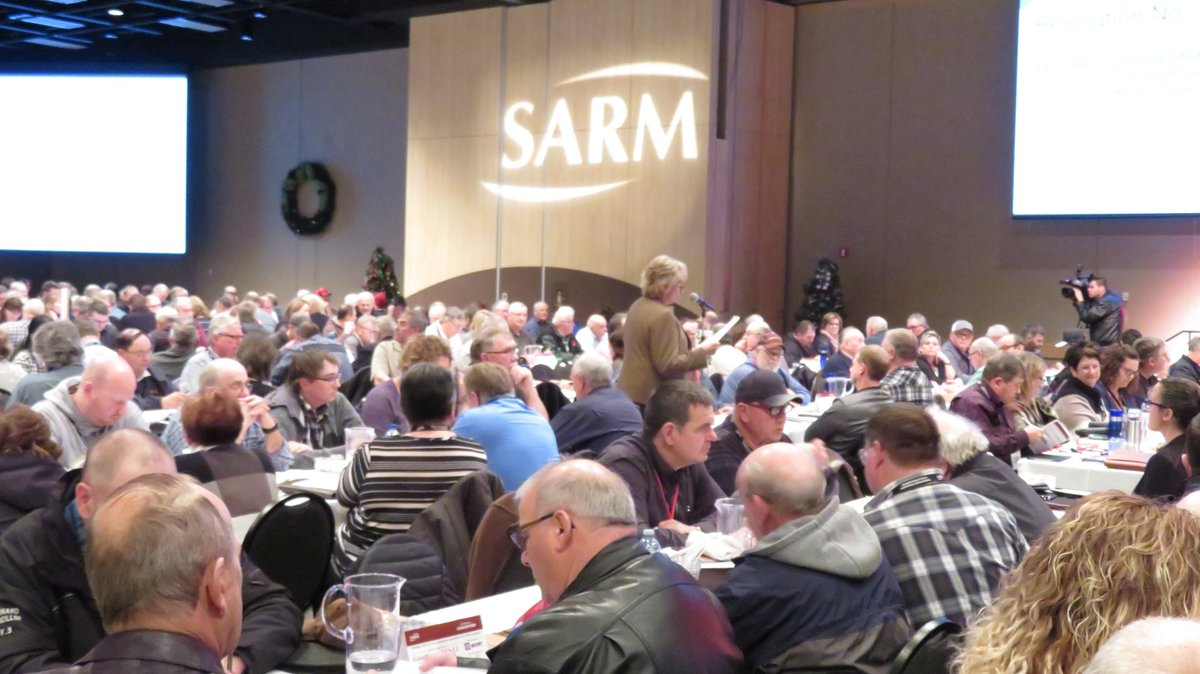 SARM Midterm Convention Resolutions