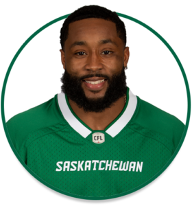 Thigpen Opts to Re-Sign With Riders Instead of Becoming a Free Agent