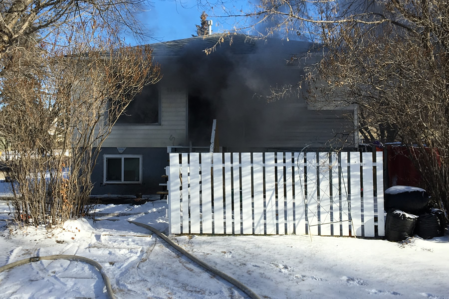 House Fire On Avenue K North Deemed Accidental