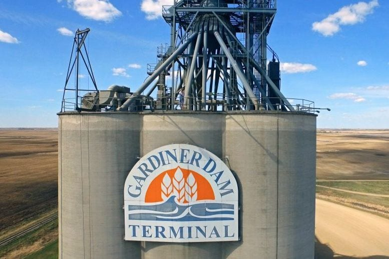 Gardiner Dam Terminal Selling Business Assets