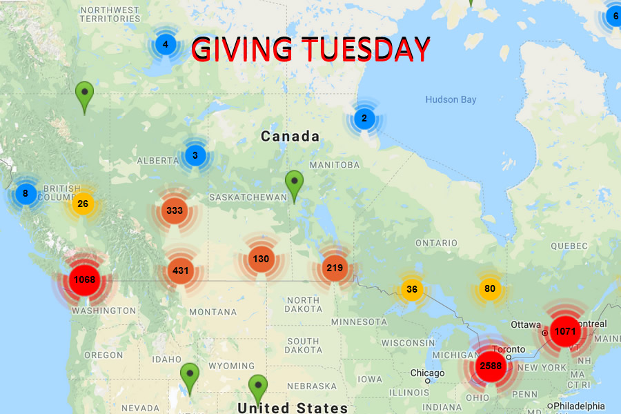 Switching From Shopping To Giving For Giving Tuesday