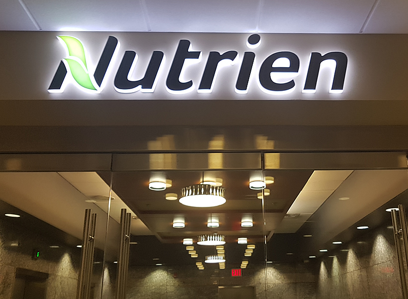Nutrien Matches Food Bank Donations