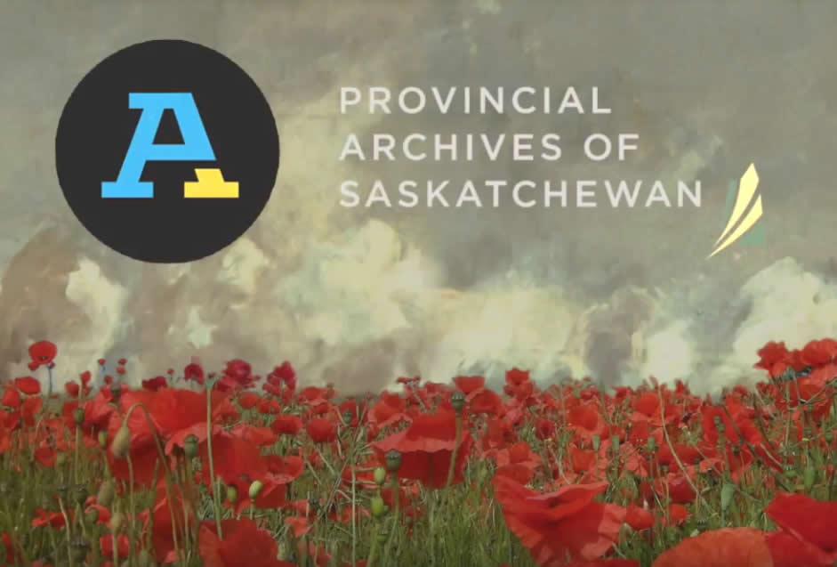 Video Highlights the Saskatchewan Experience Around World War One