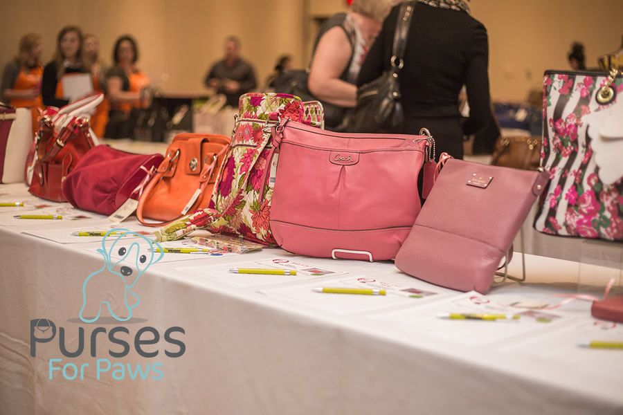 Purses for Paws Event is Coming Up