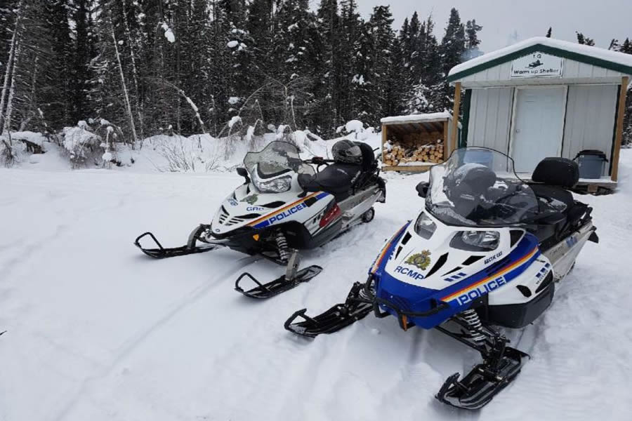 Be Safe While Snowmobiling this Season