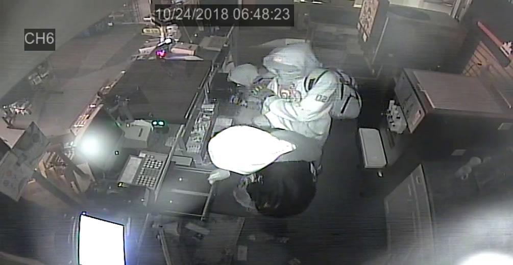 Burglary in Rosthern