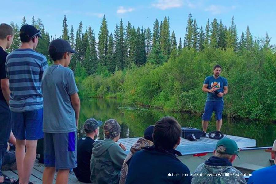 A New Initiative May Lead Teens to a Career in Wildlife Conservation