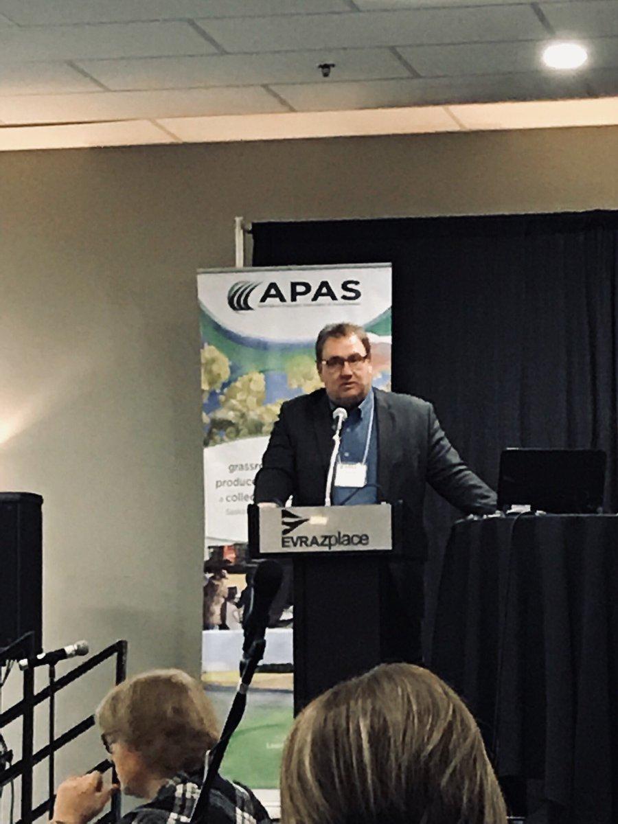 APAS President Re-elected