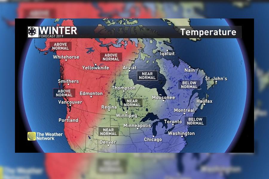 Saskatchewan Will Experience A Bit Of Everything This Winter