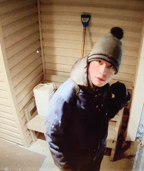 Prince Albert Police Look for Suspect in Mail Theft
