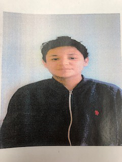 RCMP trying to find 15-year-old boy