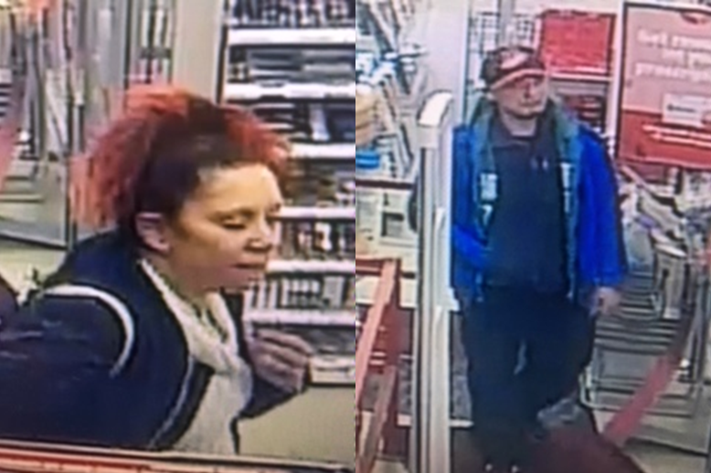 Suspects Sought in Pricey Shoplifting Incident