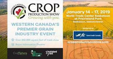 Farmers Flock To Saskatoon