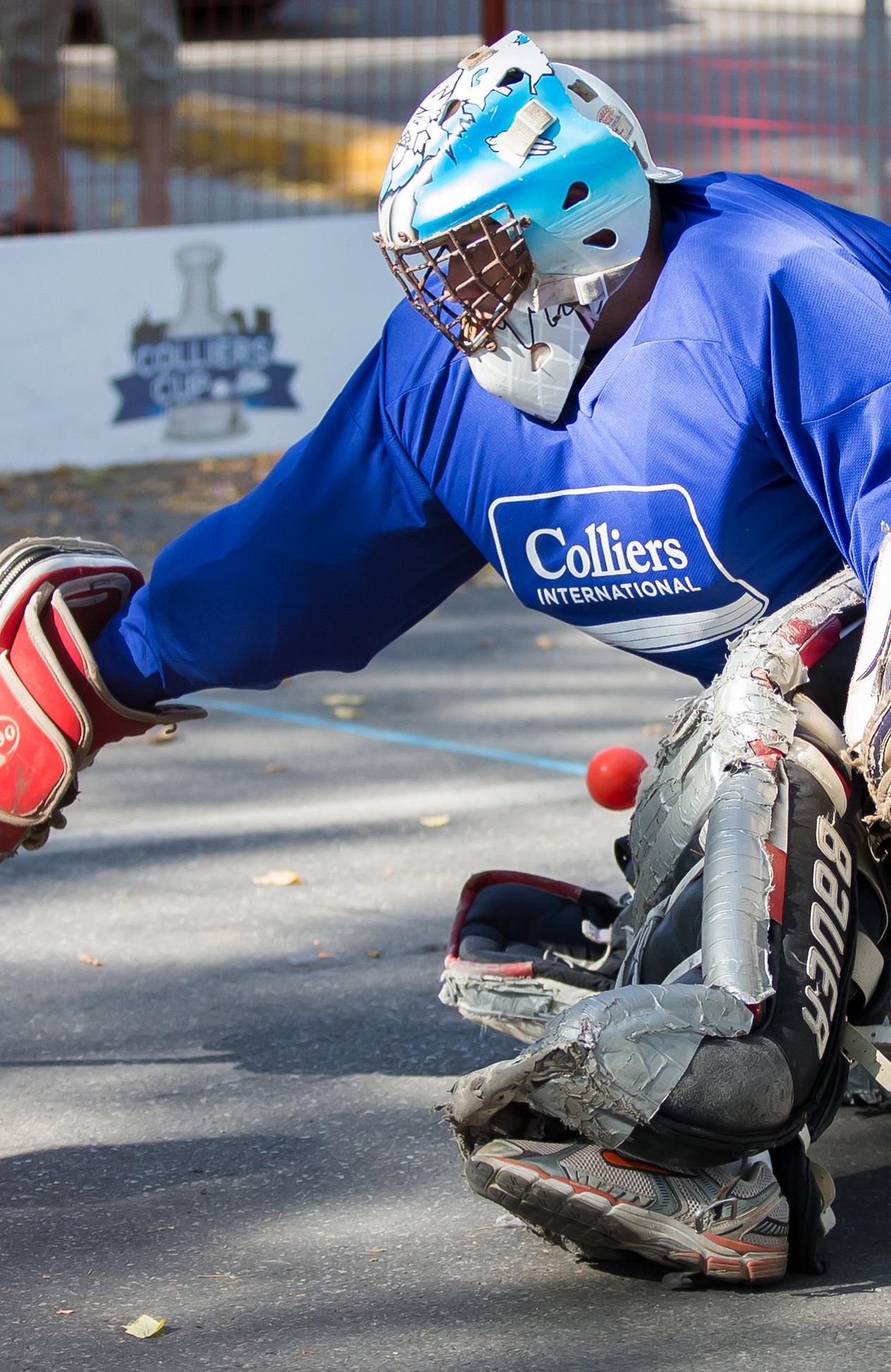 Street Hockey Raises Money for Children's Hospital | Country