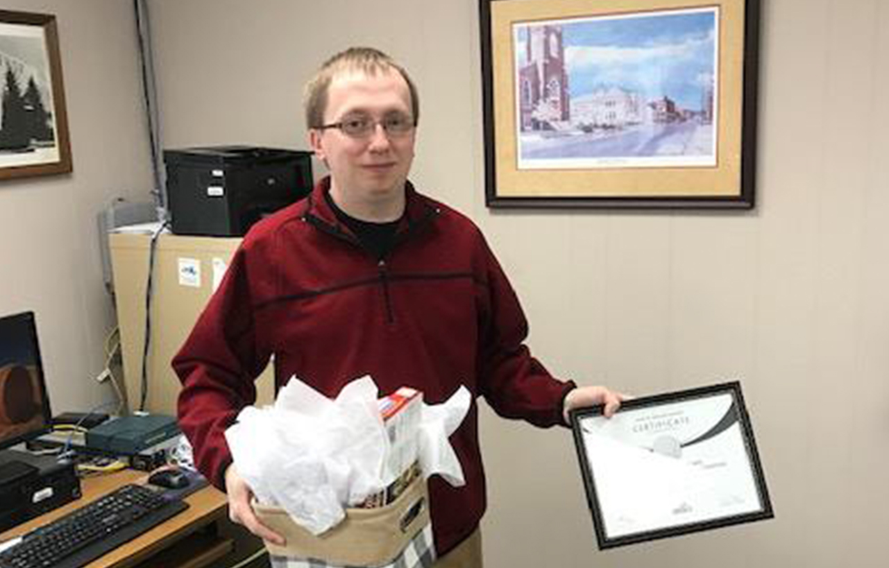 WHOP News & Multimedia Director Celebrates 10 Years of Service