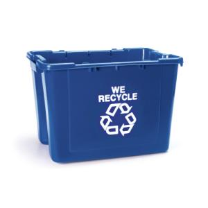 Your Blue Box Recycling Schedule