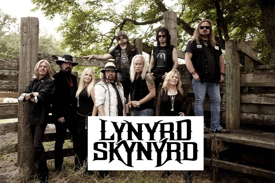 Lynyrd Skynyrd March 16!