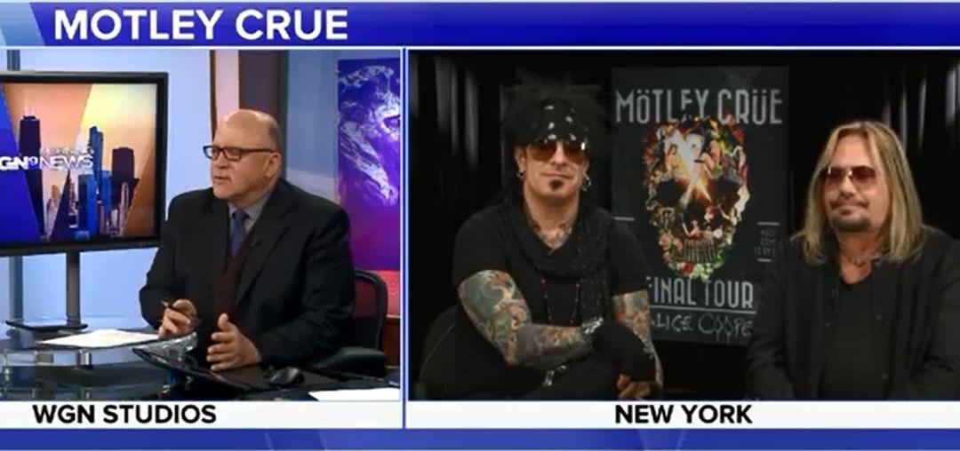 Motley Crue with Justin Bieber!?