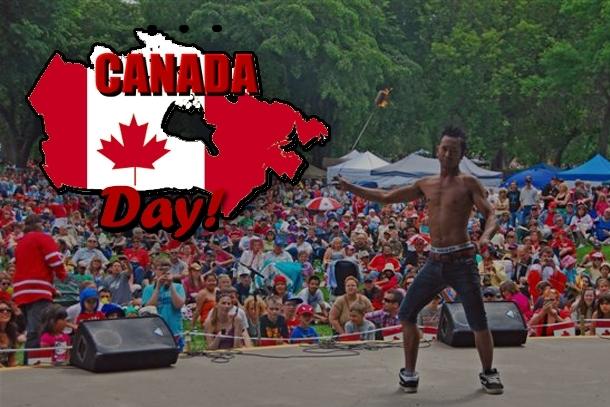 Celebrate Canada Festival
